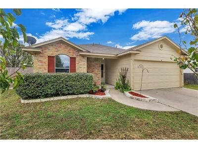 Hutto Single Family Home Pending - Taking Backups: 108 Lightfoot Ct