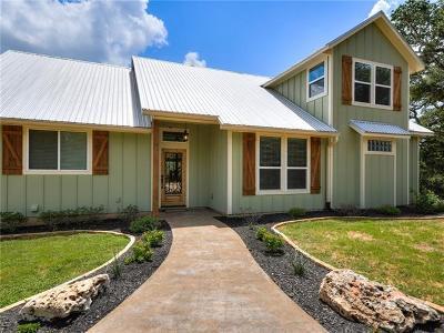 San Marcos Single Family Home Pending - Taking Backups: 8305 Ozark Dr