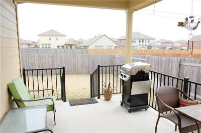 Round Rock Rental For Rent: 5533 Porano Cir
