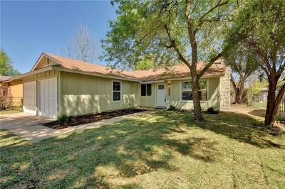 Austin TX Single Family Home For Sale: $239,500