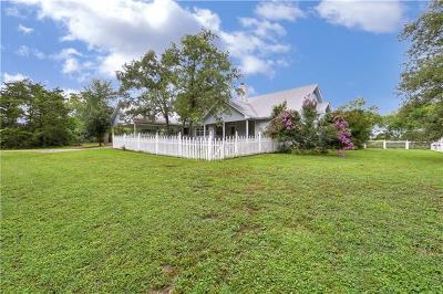 Bastrop County Single Family Home For Sale: 5188 Fm 535