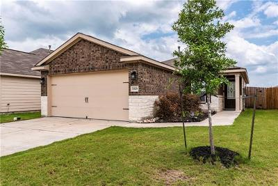 Kyle Single Family Home Active Contingent: 1525 Treeta Trl