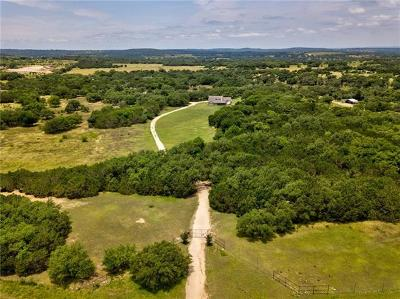 Dripping Springs Farm For Sale: 2100 Pursley Rd