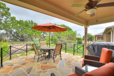 Georgetown Single Family Home For Sale: 602 Salado Creek Ln