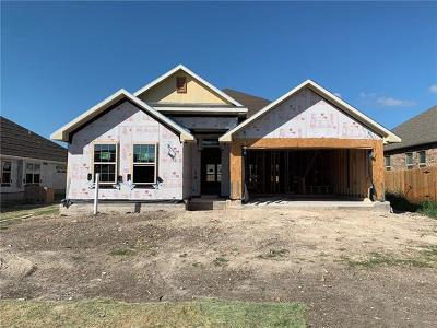 Hutto Single Family Home For Sale: 115 Skylark Ln
