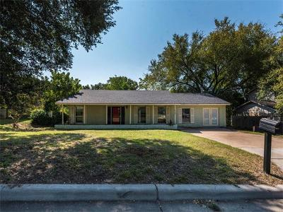 Single Family Home For Sale: 7101 Fred Morse