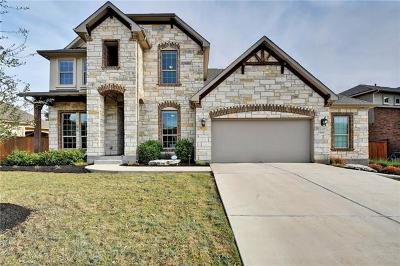 Austin Single Family Home Active Contingent: 10624 Ivalenes Hope Dr