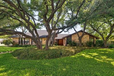 Round Rock Single Family Home For Sale: 803 Penny Ln
