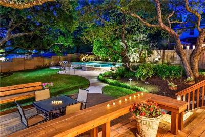 Austin Single Family Home Pending - Taking Backups: 11132 Miramar Dr