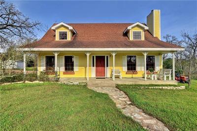 Cedar Creek Single Family Home For Sale: 150 Stoney Brook Dr