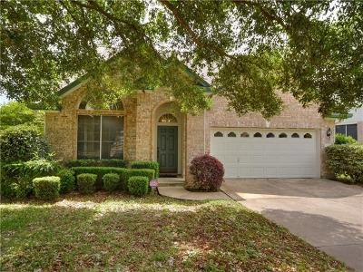 Austin Single Family Home For Sale: 8913 Lanna Bluff Loop