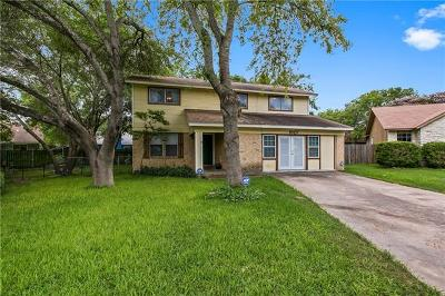 Travis County Single Family Home For Sale: 1907 Rampart Cir