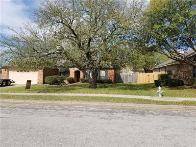 Taylor Single Family Home Pending - Taking Backups: 4105 Pinehurst Dr