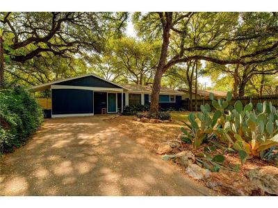 Travis County Single Family Home For Sale: 5011 Majestic Dr