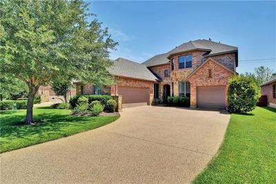 Round Rock Single Family Home For Sale: 3405 Alexandrite Way