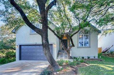 Austin Single Family Home Active Contingent: 3141 Chisholm Trl