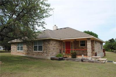 Leander Single Family Home For Sale: 1400 Spivey Rd W