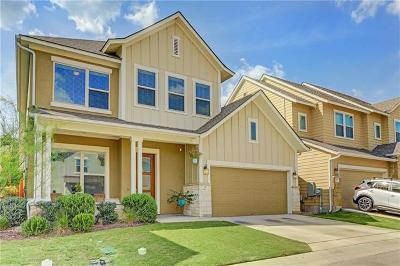 Austin Single Family Home Pending - Taking Backups: 5820 Harper Park Dr #9