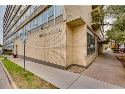 Austin Condo/Townhouse For Sale: 1800 Lavaca St #213