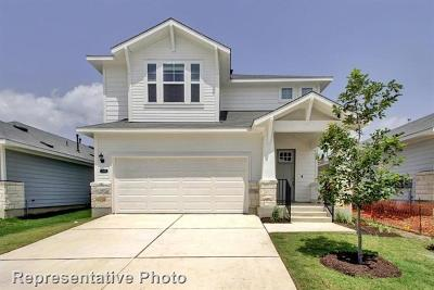 Pflugerville Single Family Home For Sale: 17302 Alturas Ave