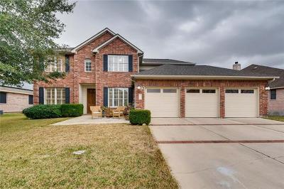 Pflugerville Single Family Home Pending - Taking Backups: 2408 Amen Corner Rd