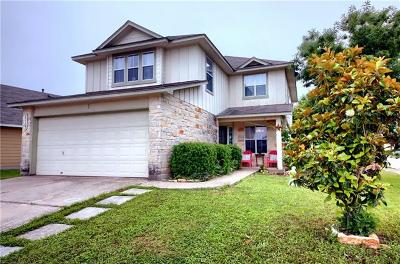 Single Family Home For Sale: 15107 Parrish Ln