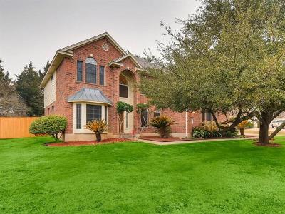 Hays County, Travis County, Williamson County Single Family Home For Sale: 12014 Yarbrough Dr