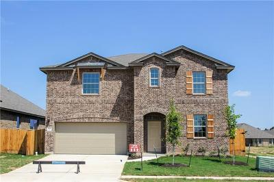 San Marcos Single Family Home For Sale: 3222 Jacob Ln