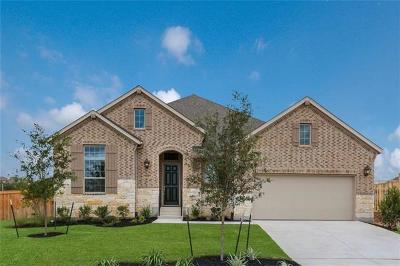 Austin Single Family Home For Sale: 440 Swallowtail Drive