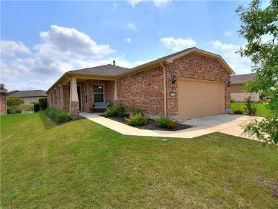 Single Family Home Pending - Taking Backups: 604 Salado Creek Ln