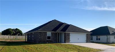 Burnet Single Family Home For Sale: 124 Ellis Ct