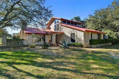Leander Single Family Home For Sale: 4050 County Road 279
