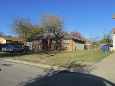 Travis County Single Family Home For Sale: 3202 Rockhurst Ln