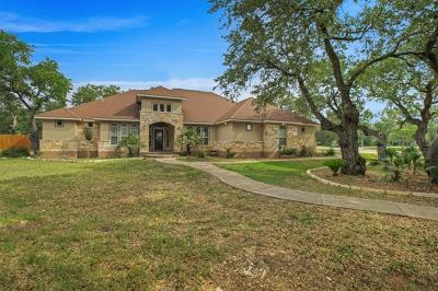 New Braunfels Single Family Home Pending: 1617 Shady Holw