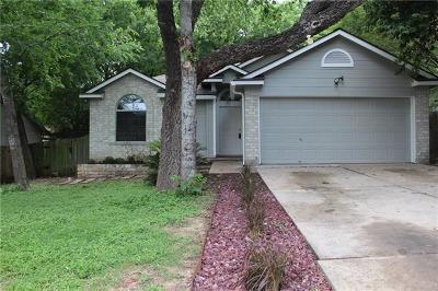 Austin Single Family Home For Sale: 5805 Teri Rd