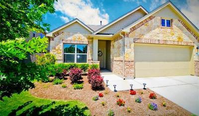 Buda Single Family Home For Sale: 446 Shale Cir
