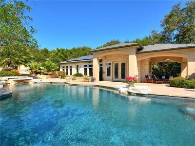 Single Family Home For Sale: 1814 Randolph Ridge Trl