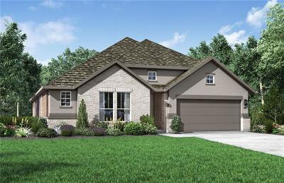 Pflugerville Single Family Home For Sale: 3821 Raven Caw Pass