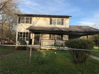 Lockhart Single Family Home Pending - Taking Backups: 516 San Saba St