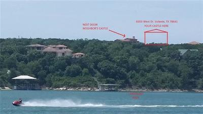 Volente Residential Lots & Land For Sale: 8203 West Dr