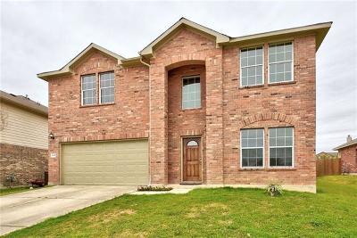 Kyle Single Family Home For Sale: 117 Poplarwood Dr