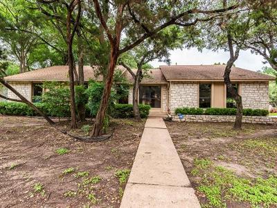 Austin Single Family Home Pending - Taking Backups: 7415 Fireoak Dr