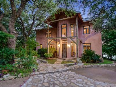 Spicewood Single Family Home For Sale: 24315 Pedernales Dr