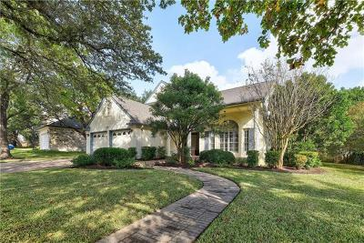 Austin Single Family Home For Sale: 7709 Jester Blvd
