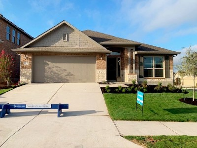 Austin Single Family Home For Sale: 703 Allende Bend
