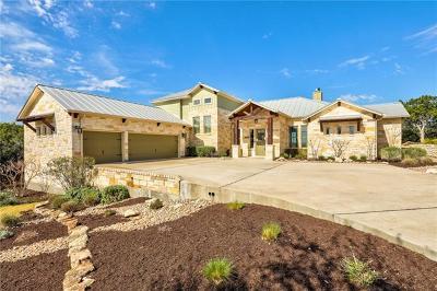 Lago Vista Single Family Home Pending - Taking Backups: 5300 Canyon Oaks Dr