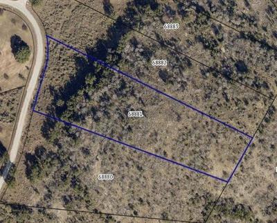 Kingsland TX Residential Lots & Land For Sale: $57,999