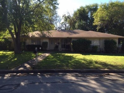 Round Rock Single Family Home For Sale: 501 Heather Dr