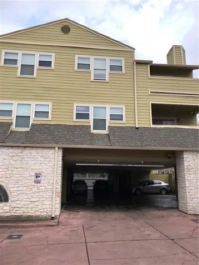 Travis County, Williamson County Condo/Townhouse For Sale: 808 W 29th St #305