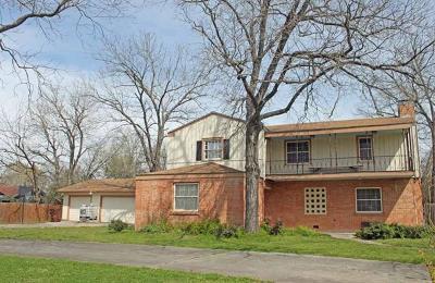 Lockhart Single Family Home Pending - Taking Backups: 110 S Medina St
